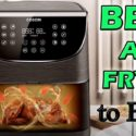 Best Air Fryers for Large Family