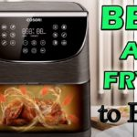 🥇🍳Best Air Fryers for Large Family