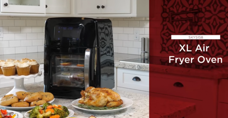 BCP Air Fryer Reviews