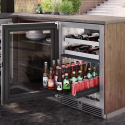 How to Keep a Refrigerator Outside