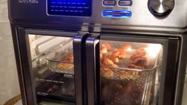 How to cook chicken with Kalorik air fryer
