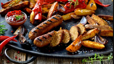 How to cook outside without a grill