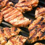 How to Cook Chicken In a George Foreman