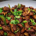 how to cook chicken hearts