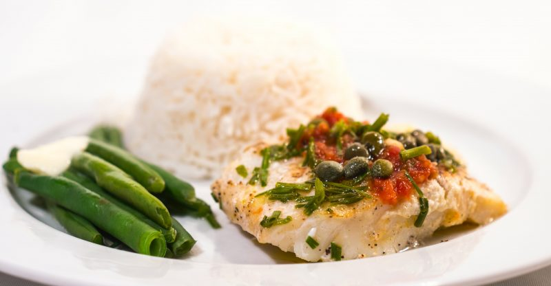 How To Cook Walleye In The Oven