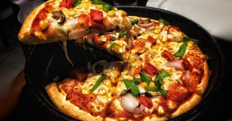 How to Cook the Bottom of a Pizza