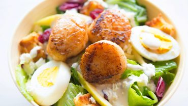 How To Air Fry Scallops