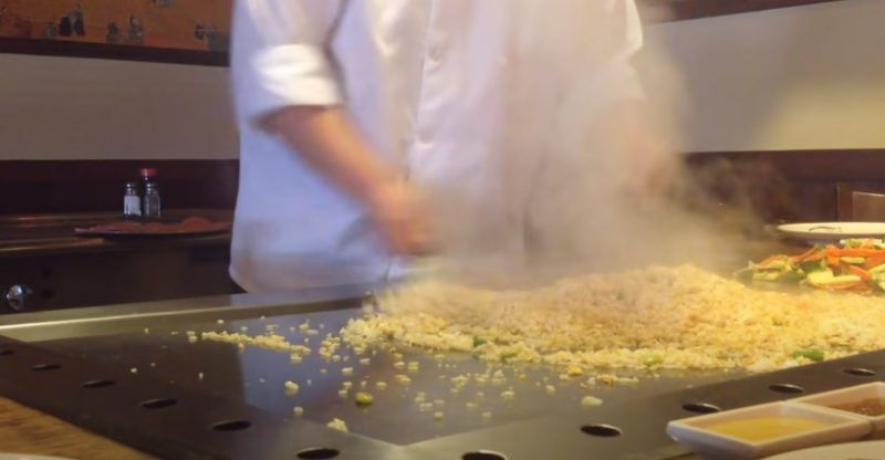 how to cook like a hibachi chef