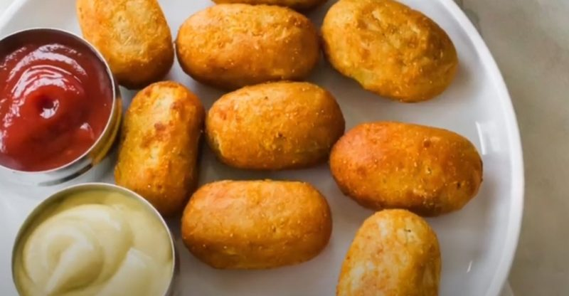 How Long Do You Cook Mini Corn Dogs In An Air Fryer