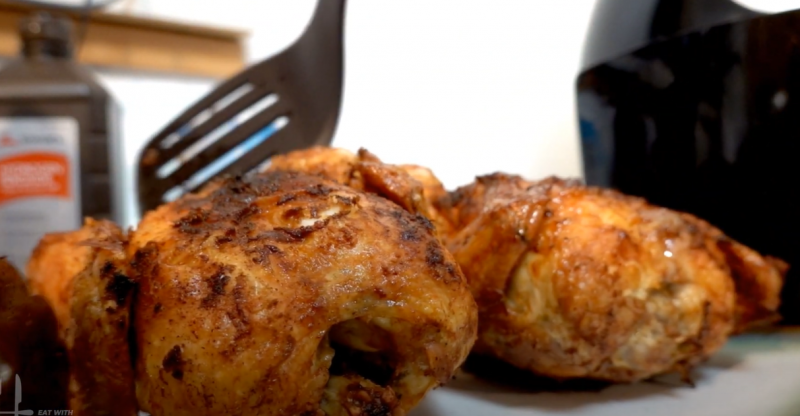 How Long To Cook A Cornish Hen In An Air Fryer