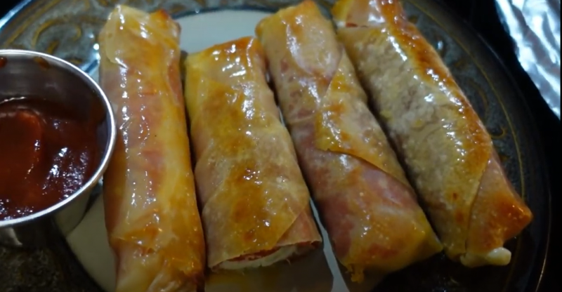 How Long To Cook Frozen Pizza Logs In Air Fryer