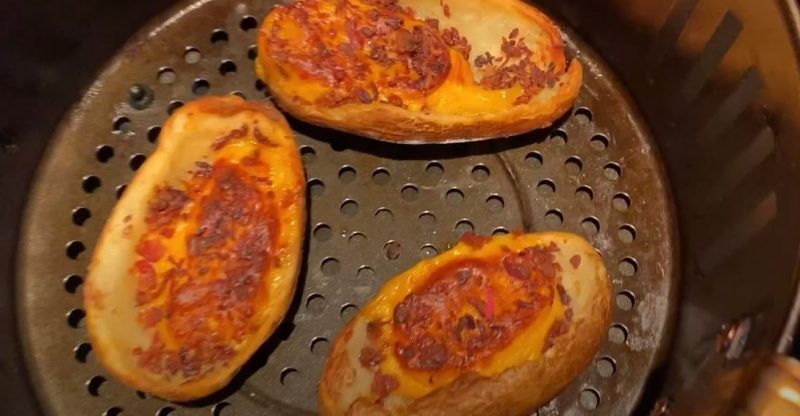 How Long To Cook Frozen Potato Skins In Air Fryer