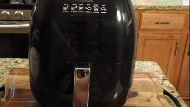How To Use The Nuwave Air Fryer