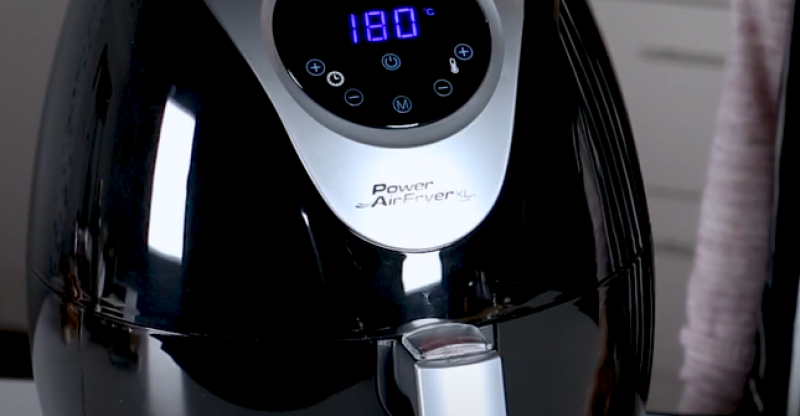 Power Air Fryer Xl How To Use