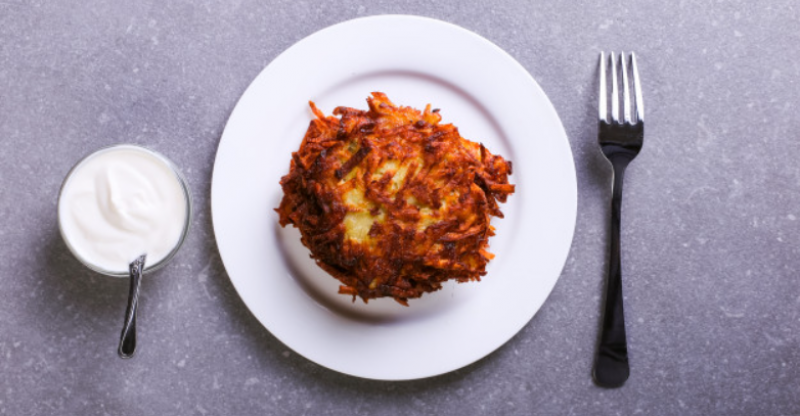 How to Make Frozen Shredded Hash Browns in Air Fryer