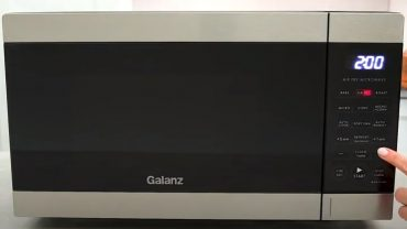 How to Air Fry with Galanz Microwave