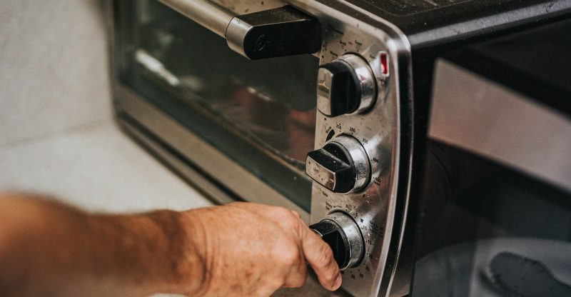 Toaster Ovens that Stay Cool on Outside