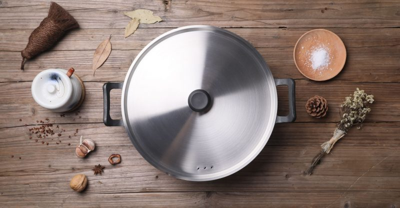 best cookware set for small apartment