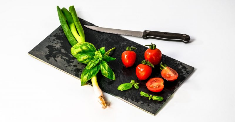 Good Knife for Cutting Vegetables