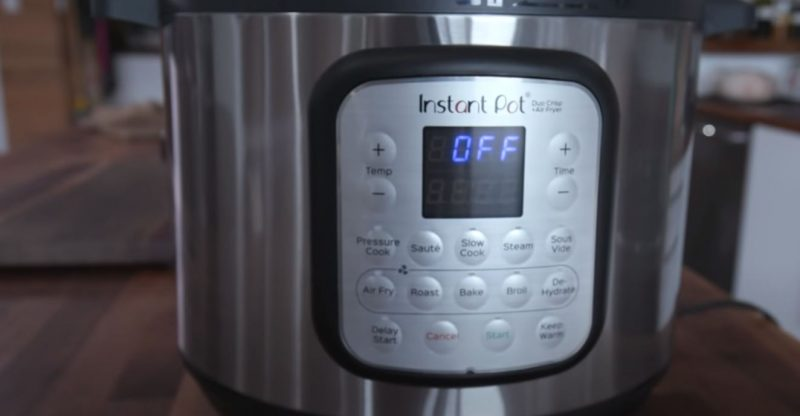 How To Preheat Instant Pot Air Fryer