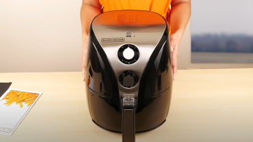 How To Use Black And Decker Air Fryer
