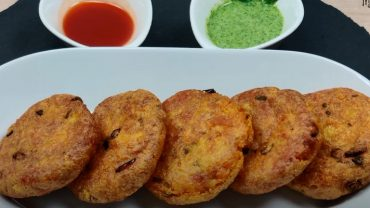 How to make Aloo Tikki in Air Fryer?