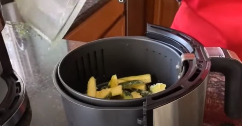 How to Cook Squash in Air Fryer