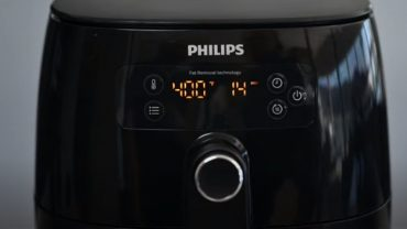 Phillips Air Fryer How to Use