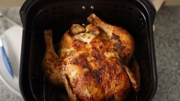 What Size Air Fryer Do You Need to Cook a Whole Chicken?
