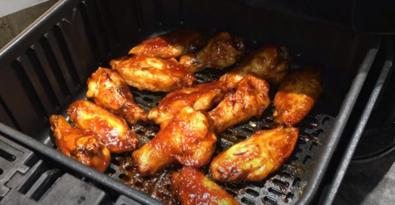 How Long to Cook Frozen Chicken Wings in a Air Fryer