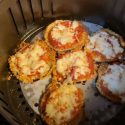 How to Make Eggplant Parmesan in Air Fryer