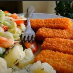How to Air Fry Fish Sticks?