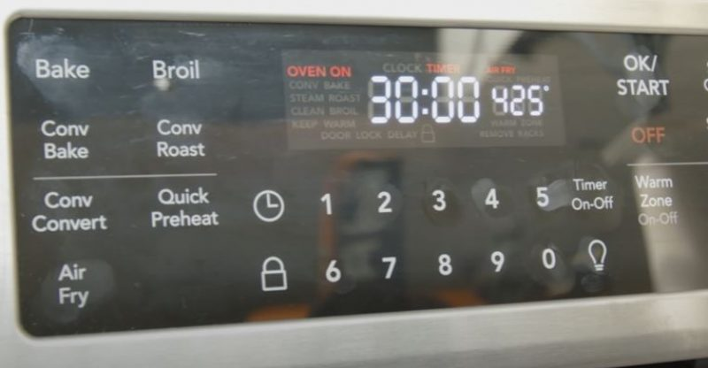 How to Use Air Fry Frigidaire Oven
