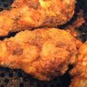 How to Fry Chicken in a Chefman Air Fryer
