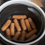 How to Cook Mozzarella Sticks in Air Fryer?