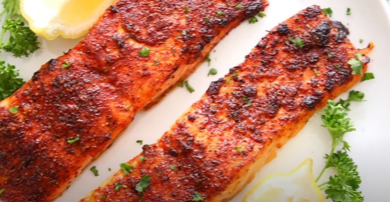 How to Cook Salmon in Nuwave Air Fryer