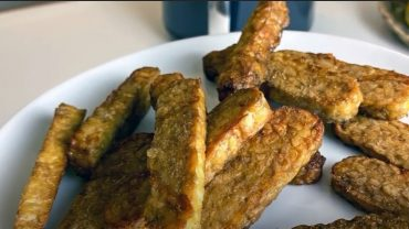 How to Cook Tempeh in Air Fryer