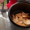 How to Make Pita Chips in Air Fryer