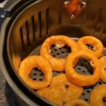 How to make Frozen Onion Rings in Air Fryer