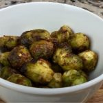 How to Cook Frozen Brussel Sprouts in an Air Fryer?