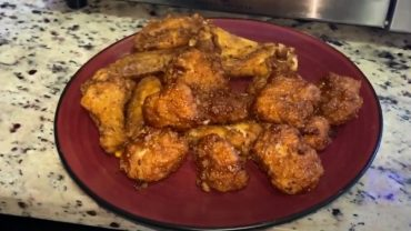 How to Reheat Wings in Air Fryer?