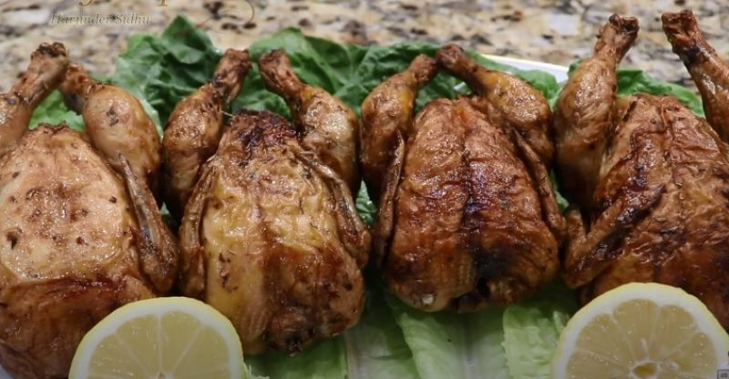 How to Cook Cornish Hens in Air Fryer?