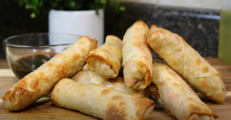 How Long to Cook Egg Rolls in Air Fryer