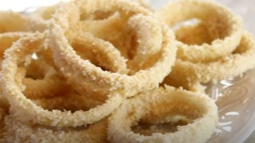 How do You Make Frozen Onion Rings in an Air Fryer