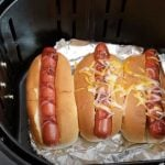 How to Cook Hot Dogs in Nuwave Air Fryer