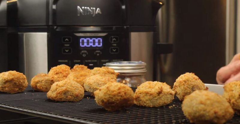 How Long To Cook Breaded Mushrooms In An Air Fryer