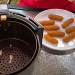 How To Cook Cheese Sticks In An Air Fryer