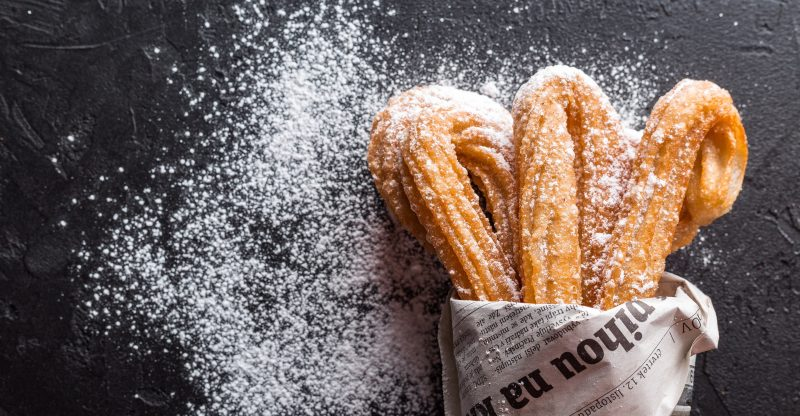 How To Cook Frozen Churros In Air Fryer