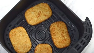 How To Make Frozen Hash Browns In Air Fryer