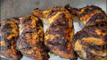 How to Cook Chicken Leg Quarters in the Air Fryer